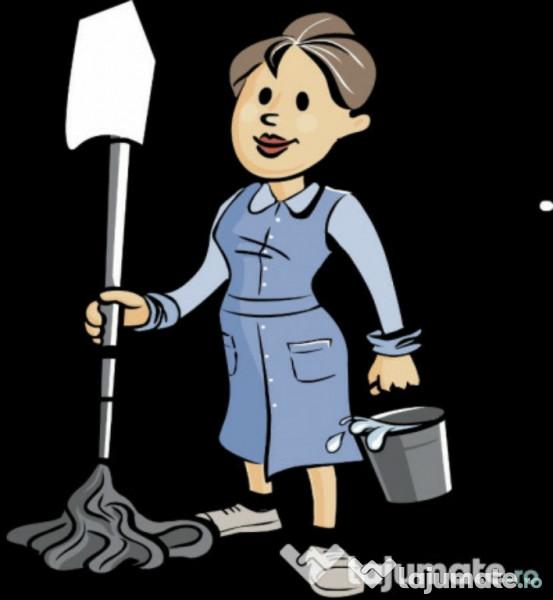 Cautand femeie de lucru