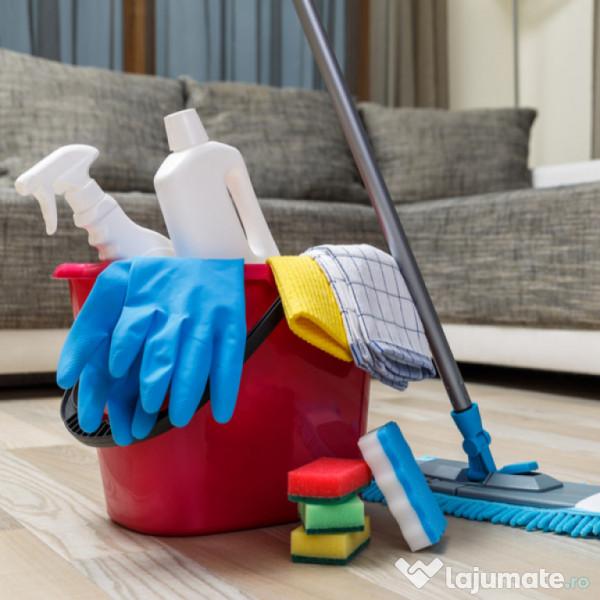 Cautam femei pentru curatenie la case