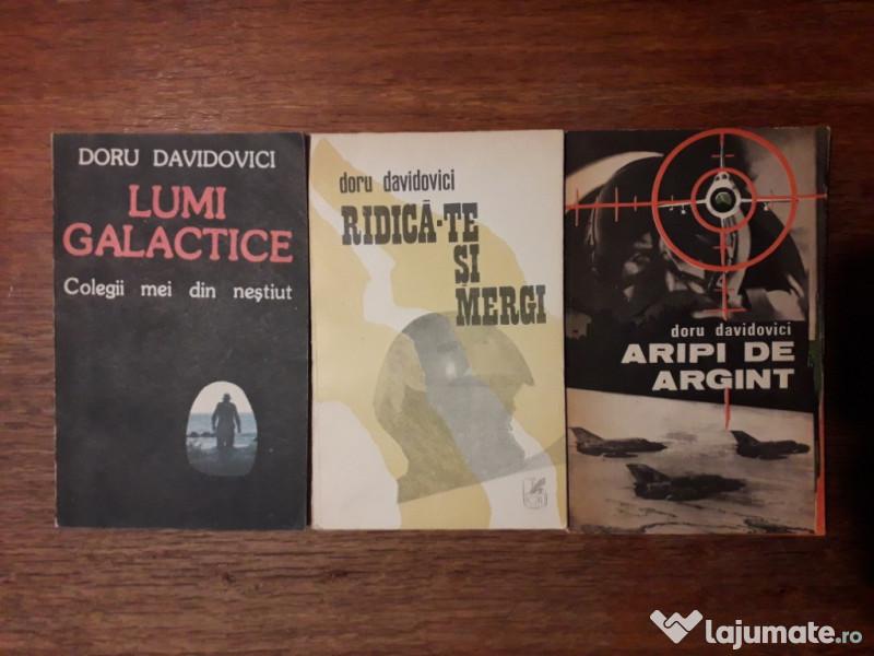 Lot 7 carti de Doru Davidovici (aviatie) / R6P2S, 126 lei - Lajumate.ro