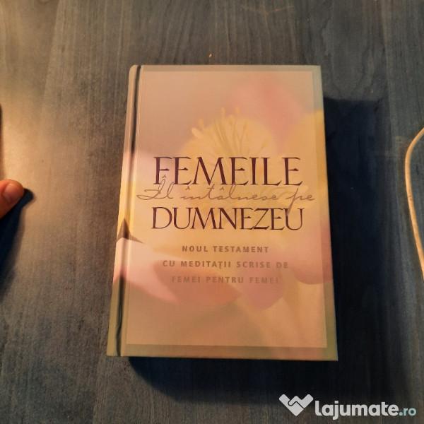 Femeile il intalnesc pe Dumnezeu: Noul Testament cu meditatii zilnice pentru - Google Книги