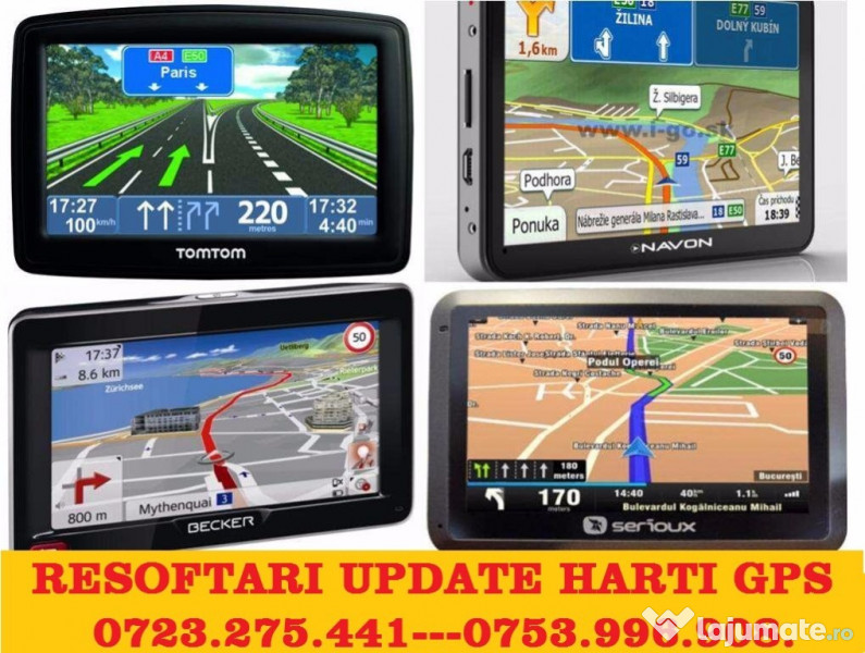 Garmin Update Harti Navigatie Gps Garmin Gps Instalare Harti 50