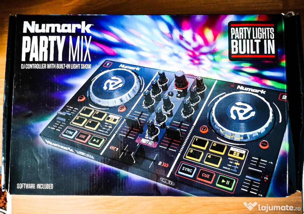 Consola Numark Party Mix