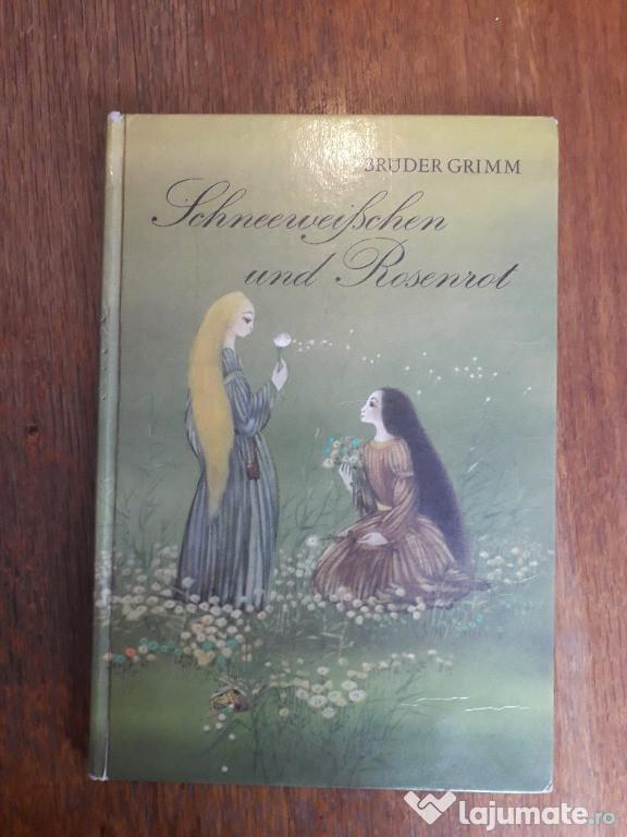 SchneeweiBchen und Rosenrot - Bruder Grimm (limba germana) /