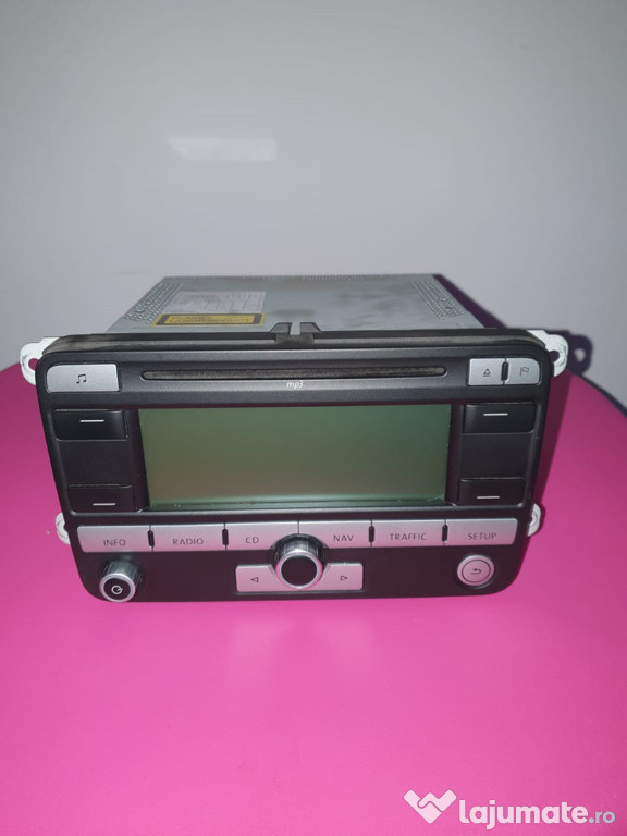 Radio cd mp3 vw skoda
