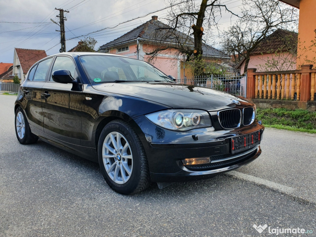 BMW Seria I 116 diesel An 2011 Euro5