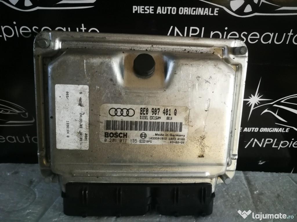 Ecu calculator motor audi a4 2.5 tdi BFC 8E0907401Q