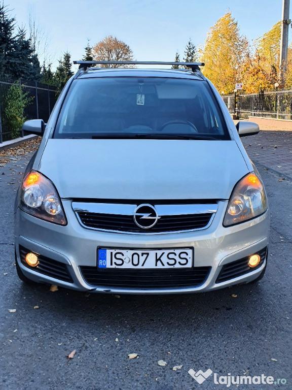 Opel Zafira 1.9CDTi 120cp 7 locuri 2006