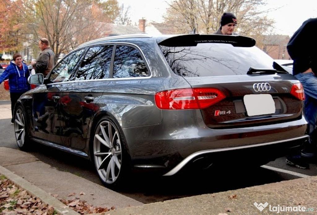 Eleron spoiler luneta portbagaj Audi A4 B8 8K AVANT RS4