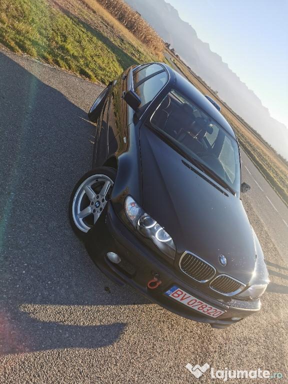 BMW 330XD E46 Facelift