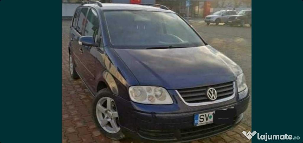 Volkswagen Touran 2,0 Benzină