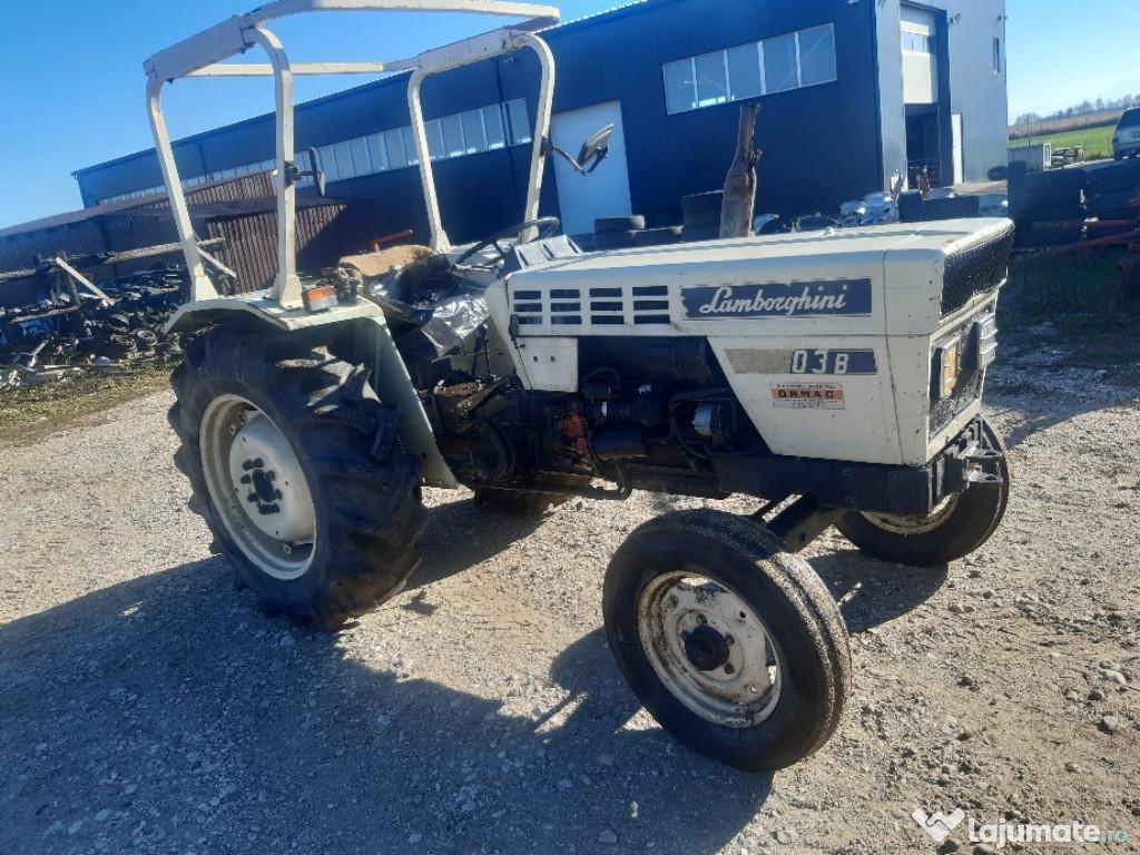 Tractor lamborghini 55 cai