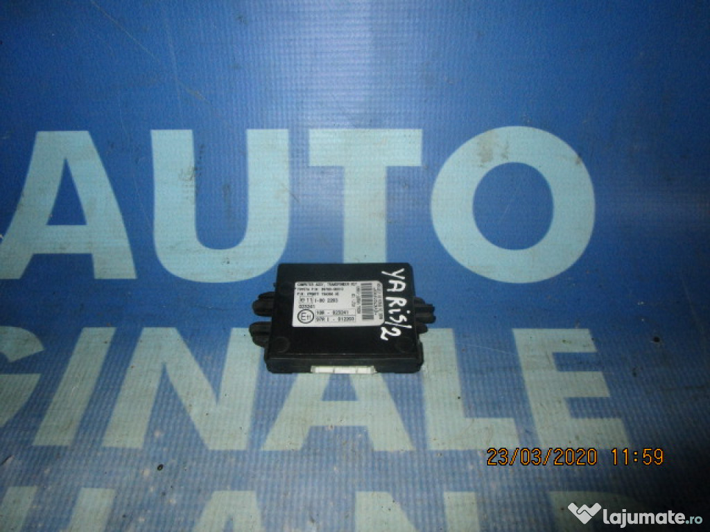 EWS Toyota Yaris 1.3vvt-i; 897800D010