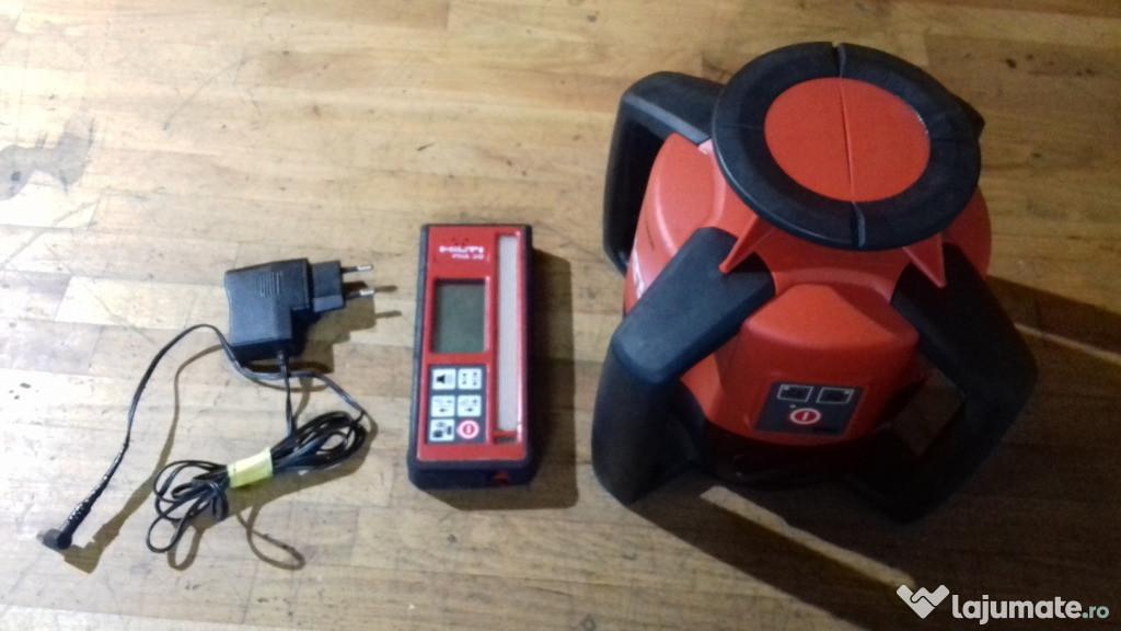 Nivela laser rotativa HILTI PRE 3