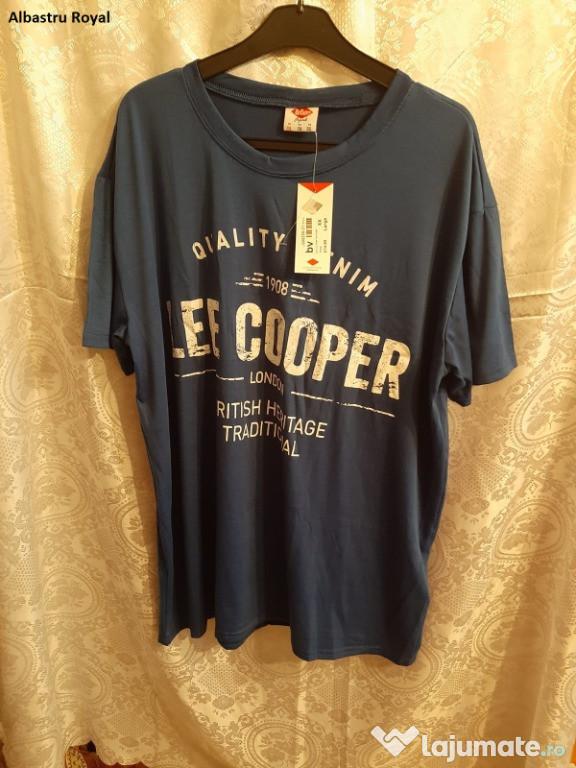 Tricou Lee Cooper,Marimi s,m,l,xl,xxl
