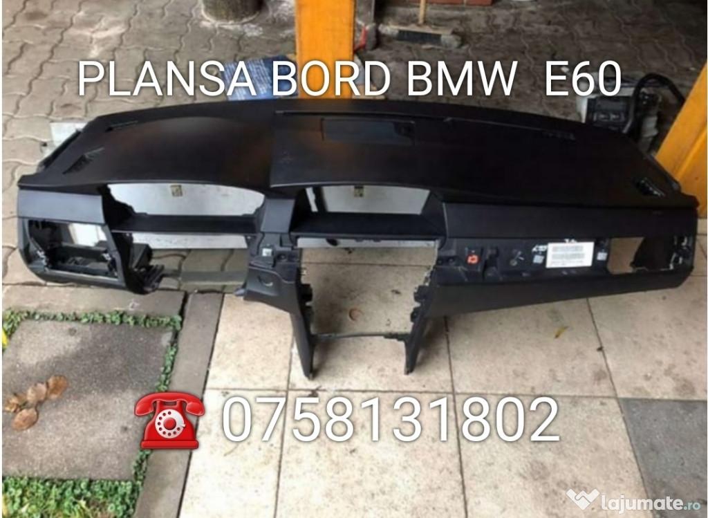 PLANSA BORD BMW E60 VOLAN STANGA EUROPA