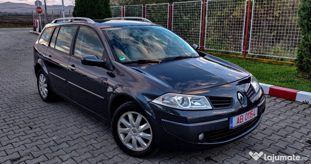 Renault Megane 2 | Phase II | 1.9 DCI | 131 CP | 2008 | 6 tr