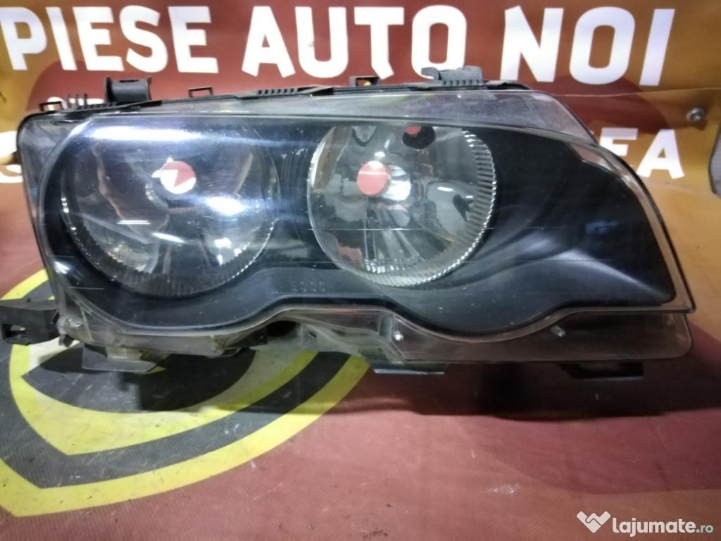 Far / Faruri stanga / dreapta BMW E46 nonfacelift