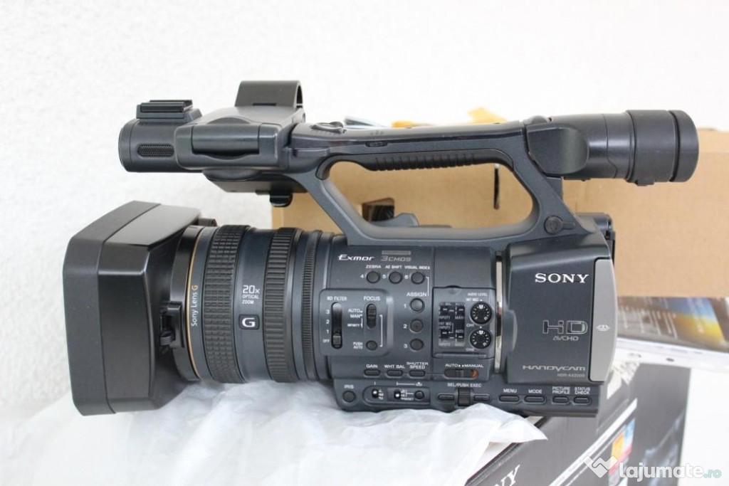 Camera SONY AX 2000