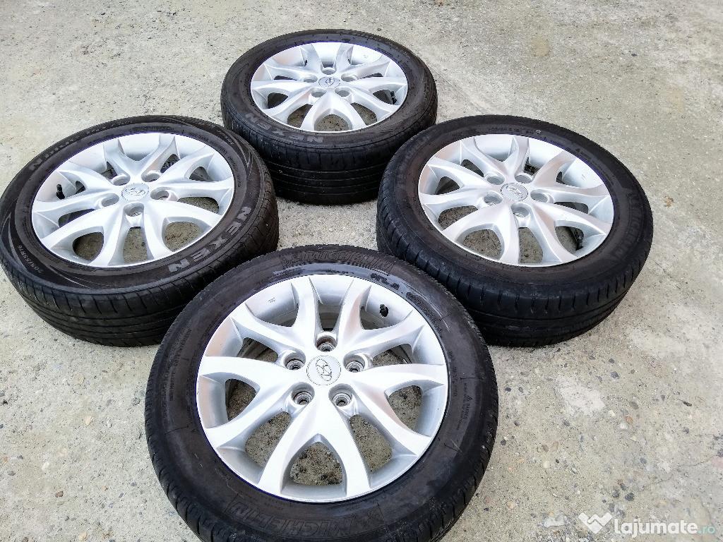 Roti R16 Hyunday 5x114.3 Renault Duster Nissan Kia Toyota