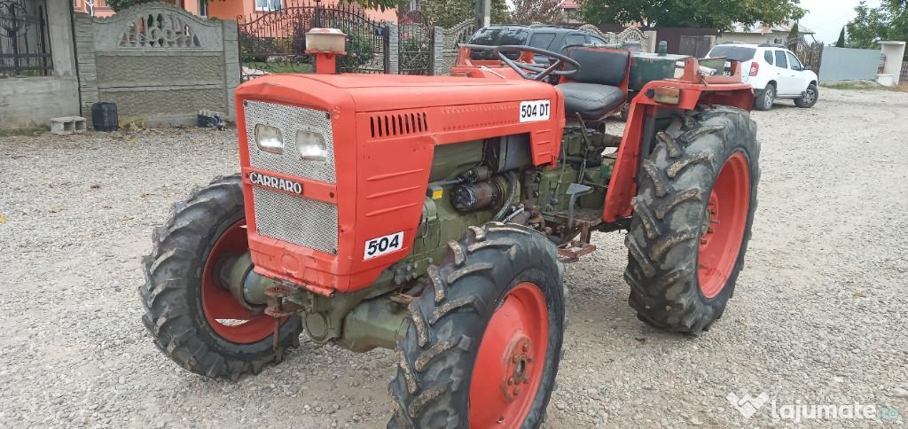 Tractor carraro 504 dt