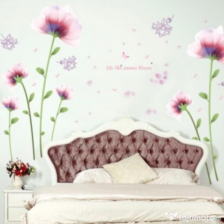 Sticker Decorativ, Like Summer Flower 148 Cm, 75STK