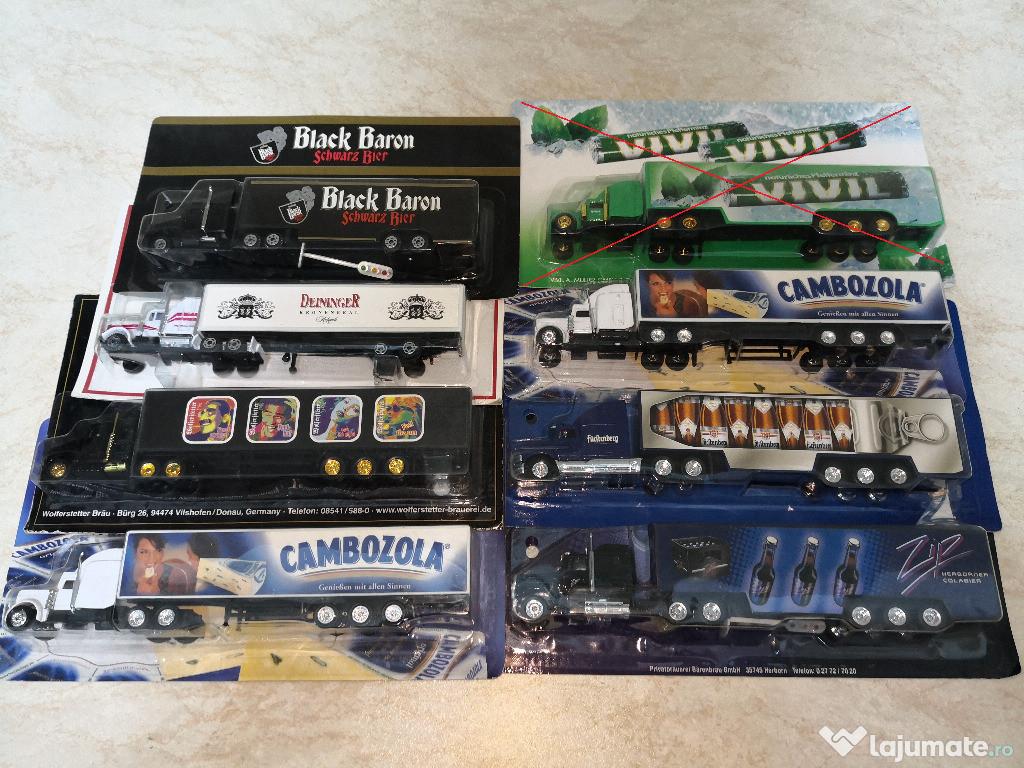 Machete camioane Americane scara 1:87 / Macheta camion