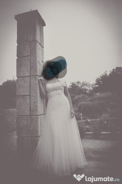 Rochie de mireasă Agnes Toma