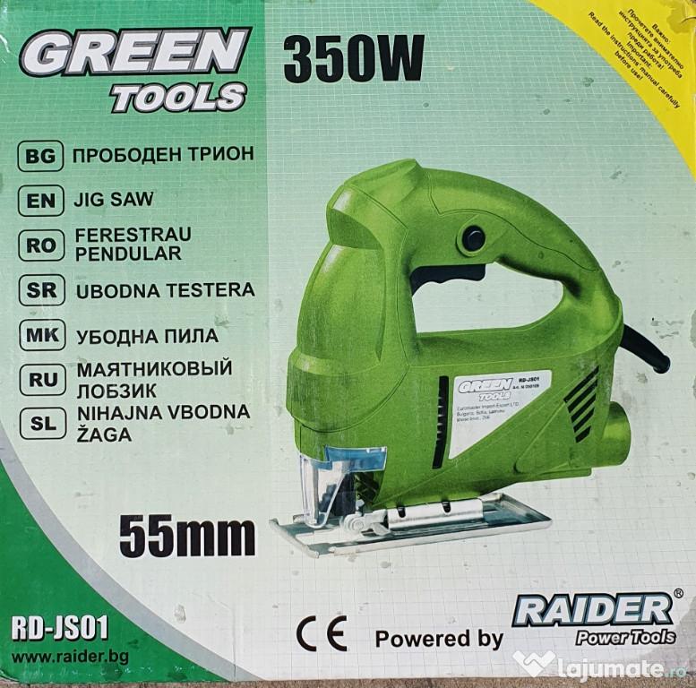 Ferastrau pendular Raider RD-JS01