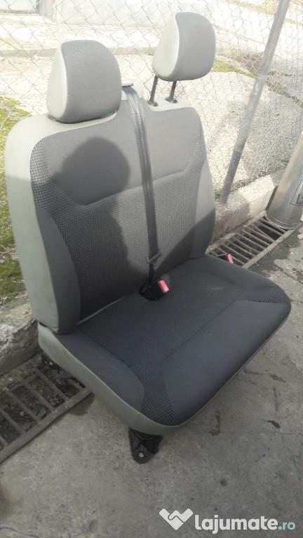 Bancheta 2 loc. pentru Renault Trafic / Opel Vivaro