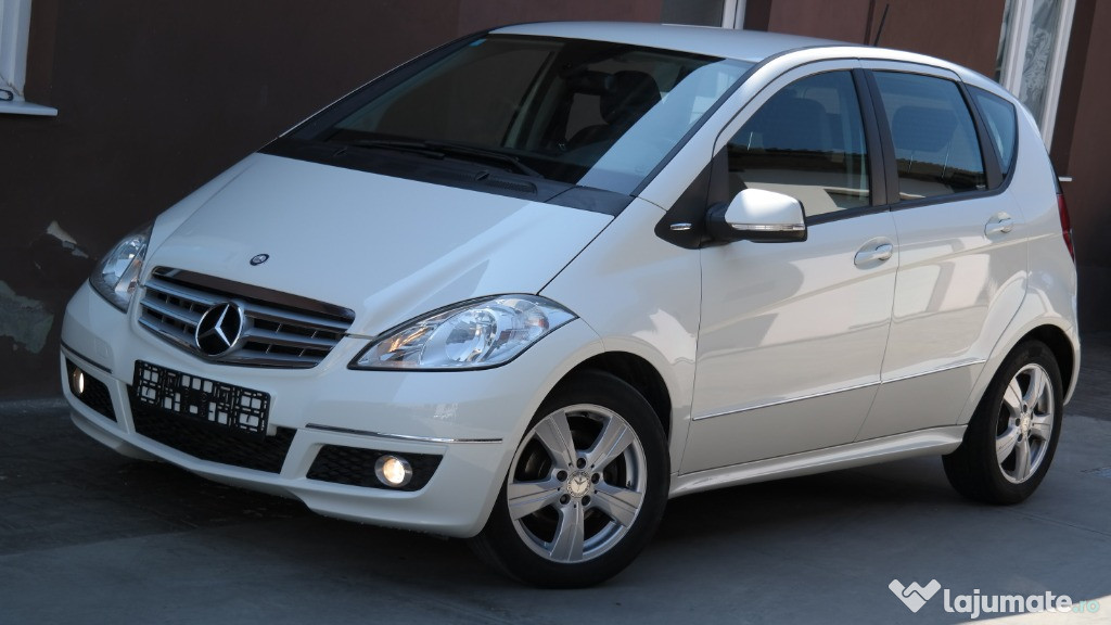 Mercedes a180 avantgarde facelift euro 5 - an 2012, 2.0 cdi