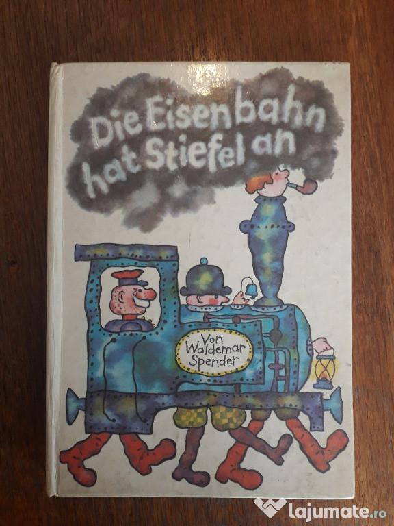 Die Eisenbahn hat Stiefel an - Waldemar Spender/ R6P5F