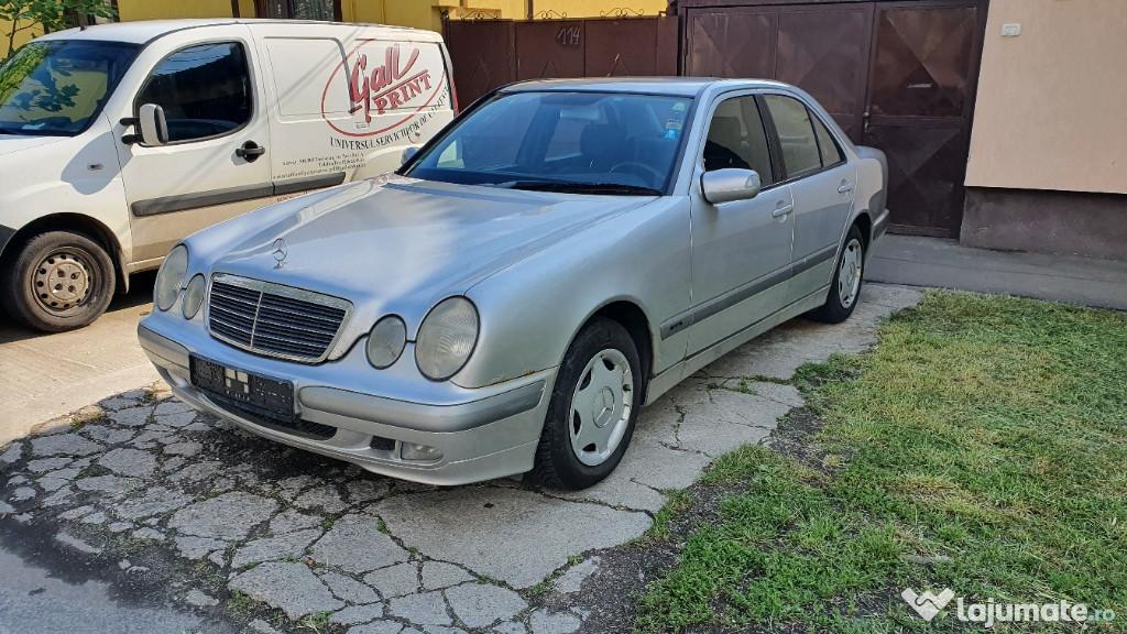 Mercedes-Benz E220 AUTOMATA 143 cp