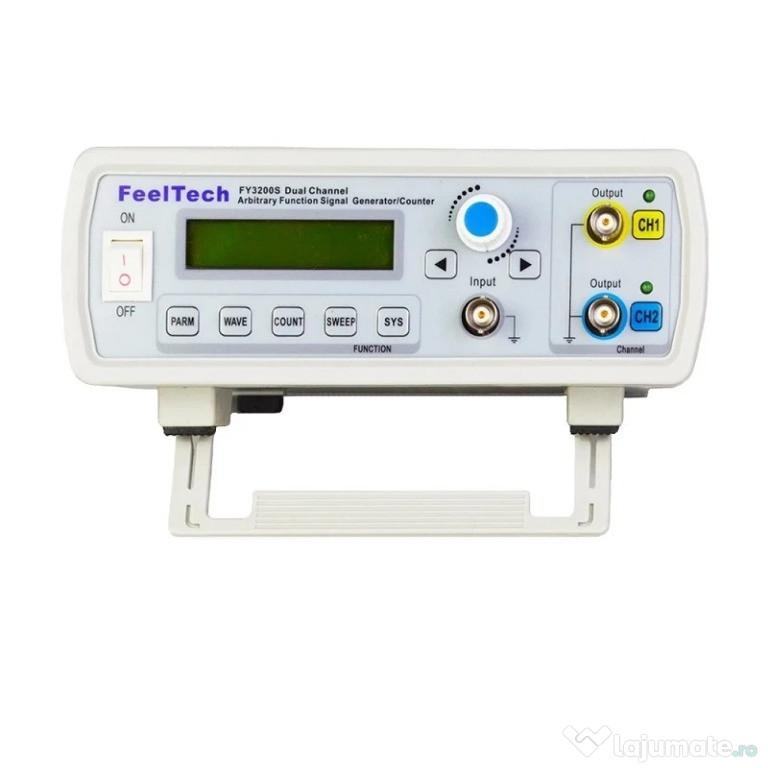 FY3200S 24MHz generator de functii Generator forme de unda