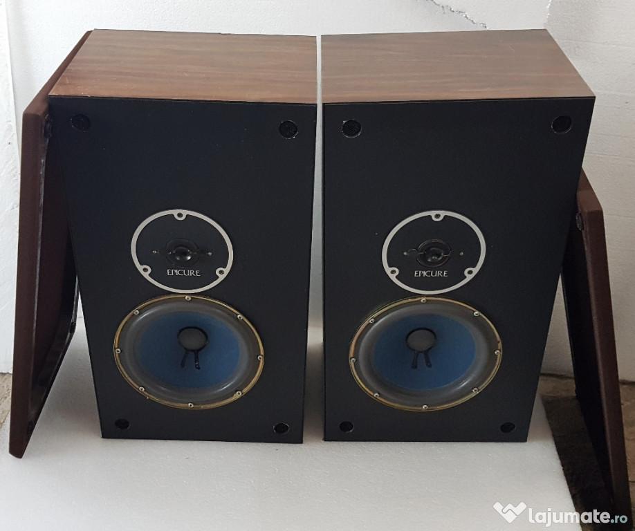 Boxe / monitoare vintage EPICURE TEN ***RARITATI***