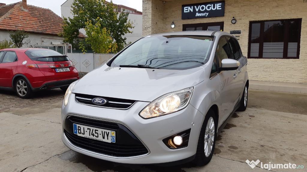 Ford c-max 1.6 tdci 7 locuri navigatie euro 5 an fab.2012