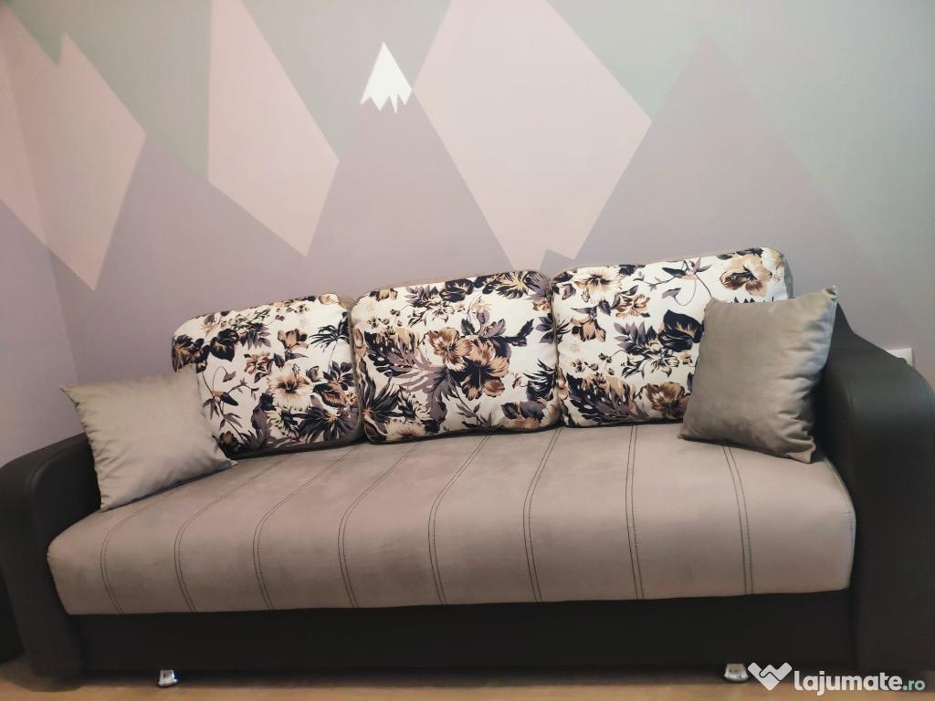 Canapea extensibila - Noua