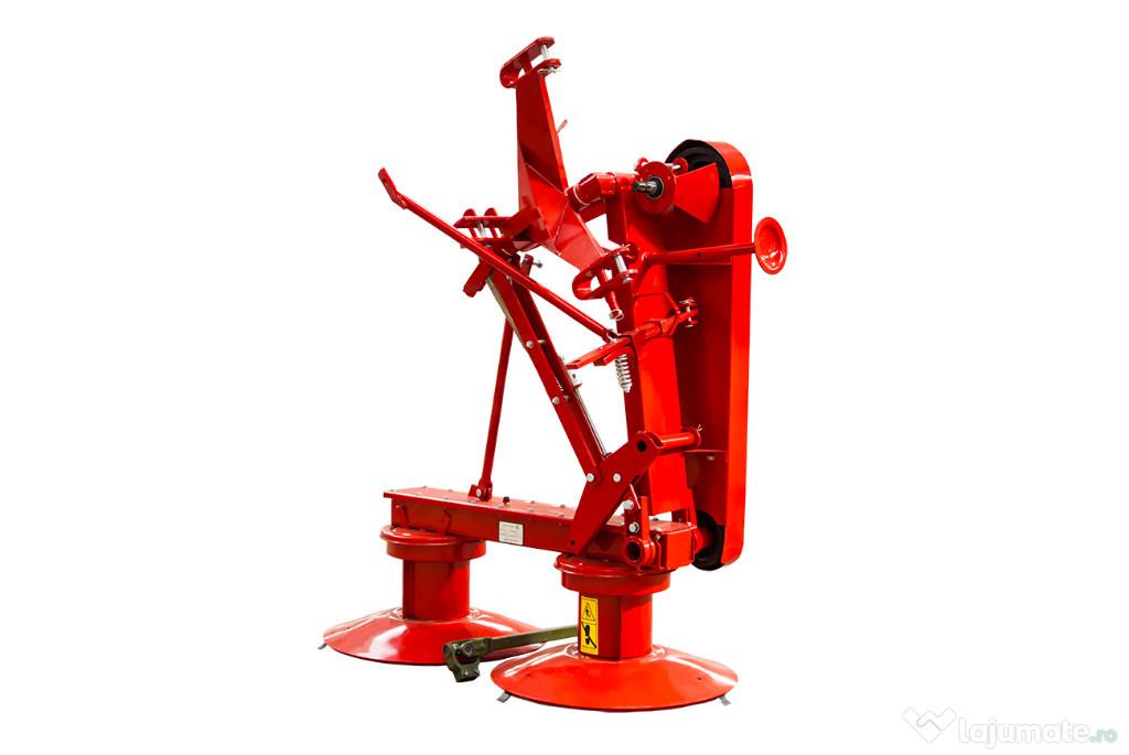 Cositoare rotativa cu 2 tamburi 165 cm / 1.65 m Baisan TA40