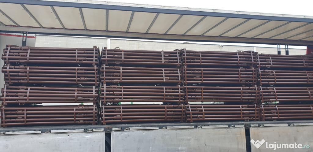 Popi metalici noi/ Stalpi reglabili pentru constructii