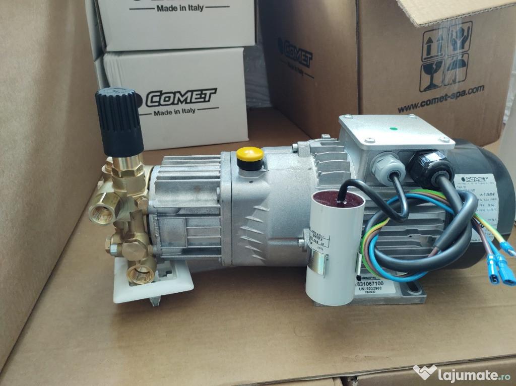 Grup pompa+motor umidificare COMET AX 70 bar/ 6 lt/min,230V,
