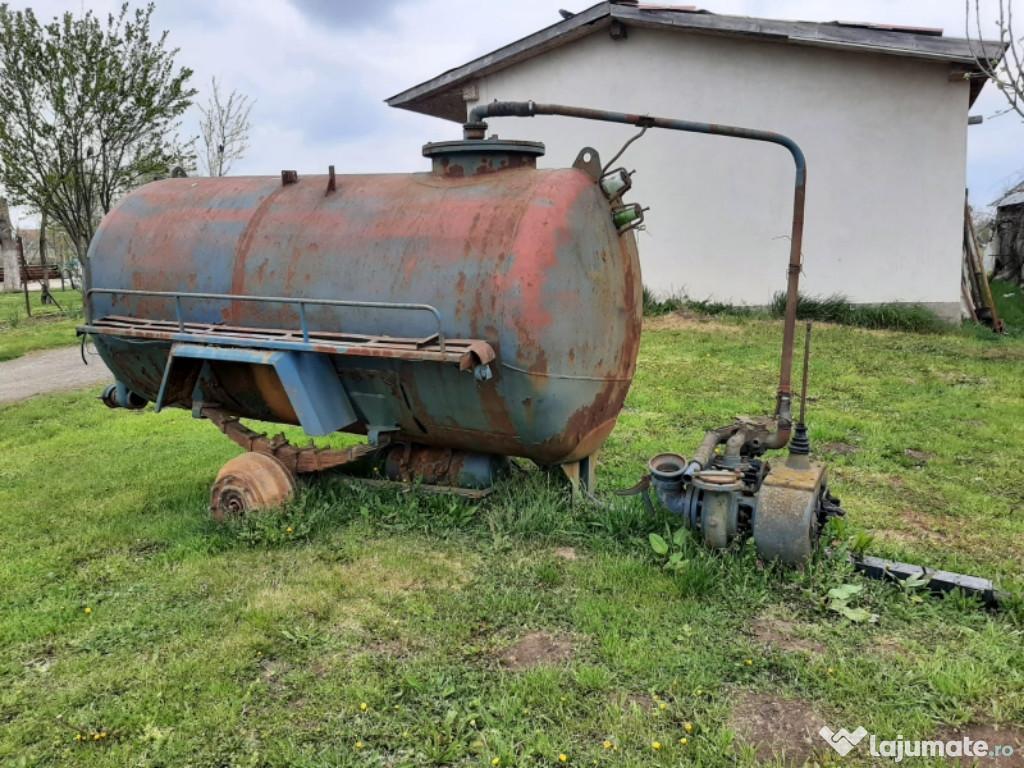 Vitanjă sau cisternă de 5000 litrii