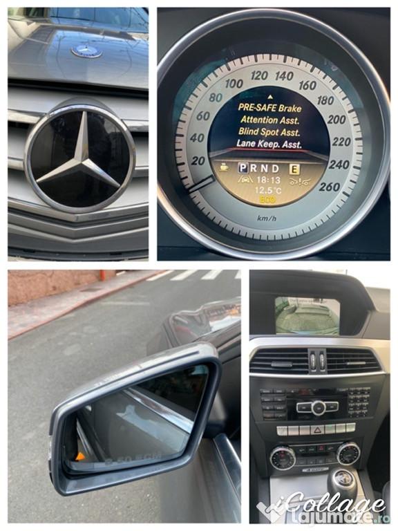 Mercedes C250CDI biturbo