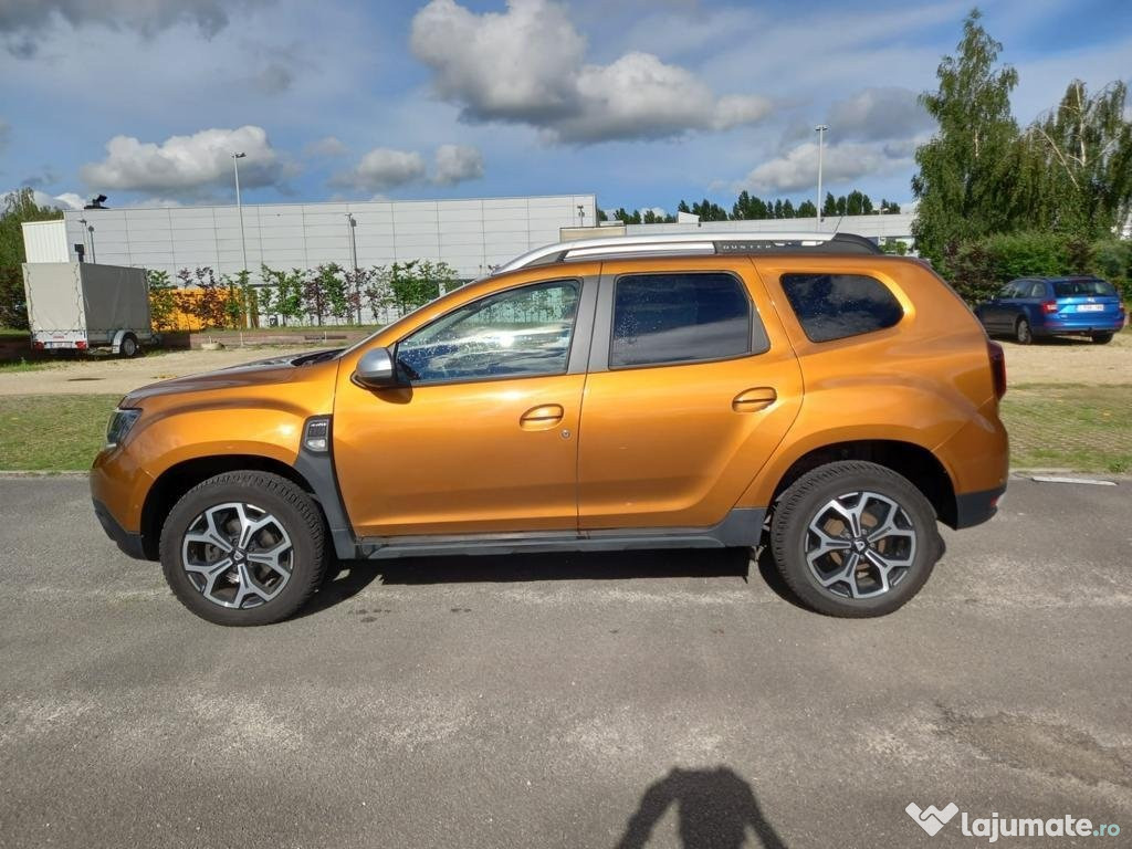 Dacia Duster 4x4 full-options,piele