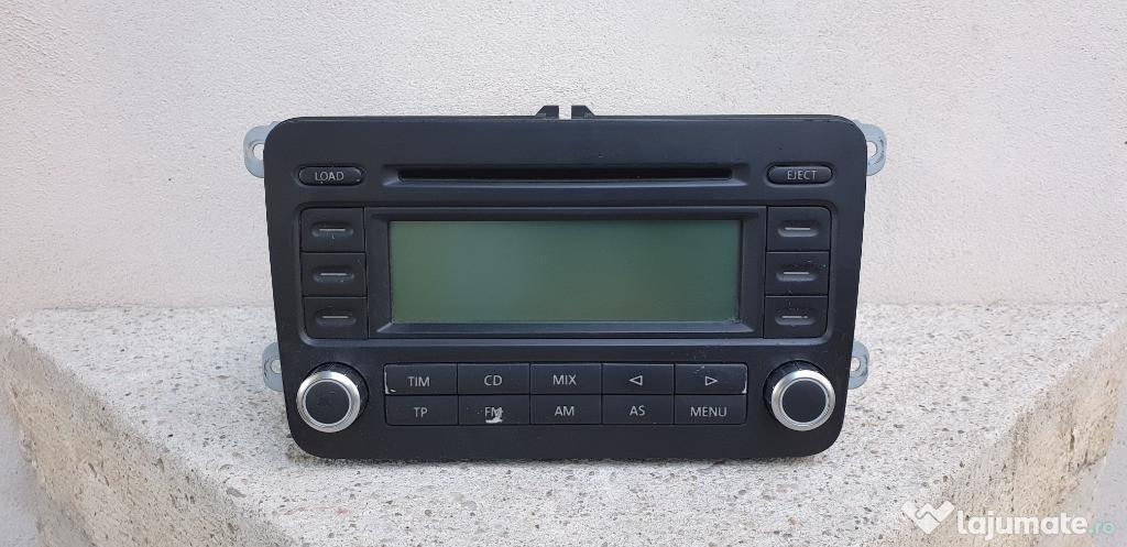 CD Player VW Passat B6 - 1K0035195B / 1K0 035 195 B (cu COD)