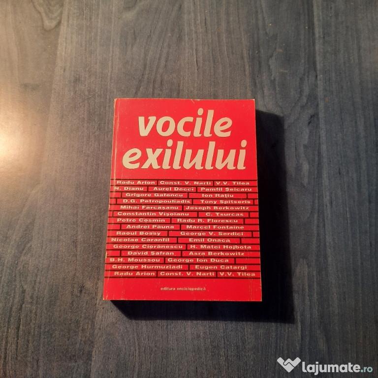 Vocile exilului Georgeta Filitti