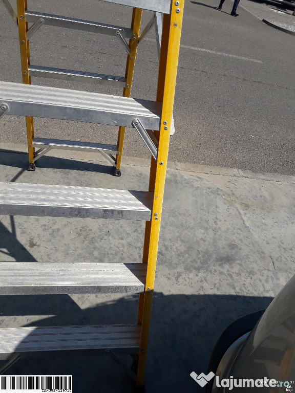 Scara Fiberglass Ladder V6 2,40m