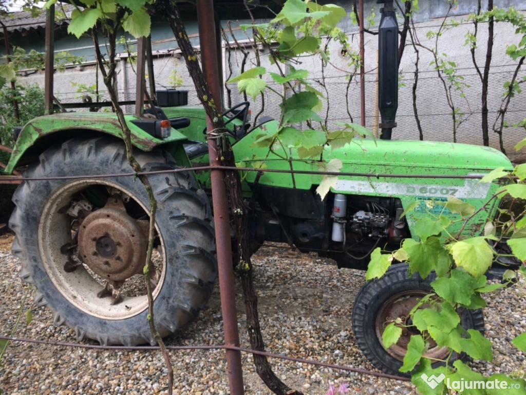 Tractor Deutz D6007