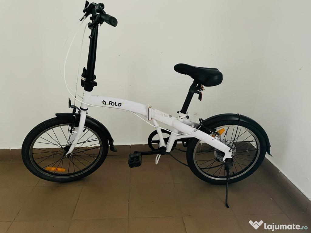 Bicicleta Pliabila BTwin Hoptown 5