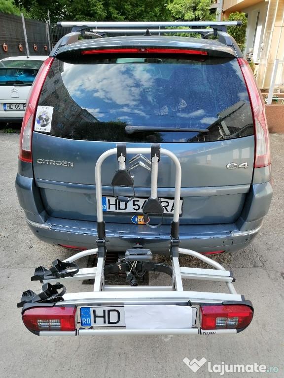 Portbagaj bicicleta, auto