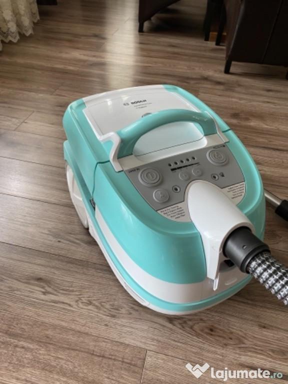 Aspirator cu spălare Bosch Aqua Wash&Clean