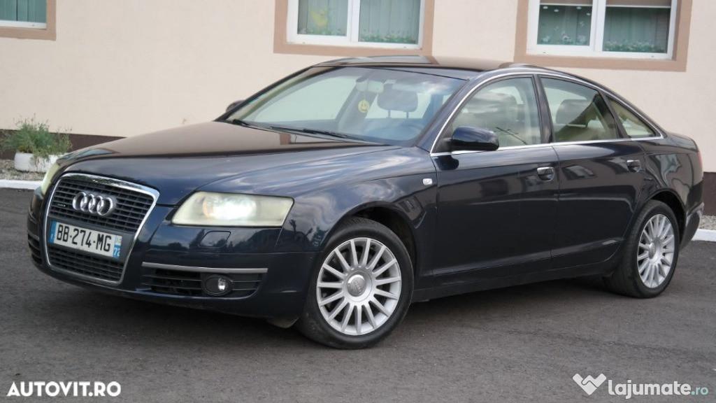 Audi A6 Quattro 4x4 - an 2005, 3.0 Tdi (Diesel)